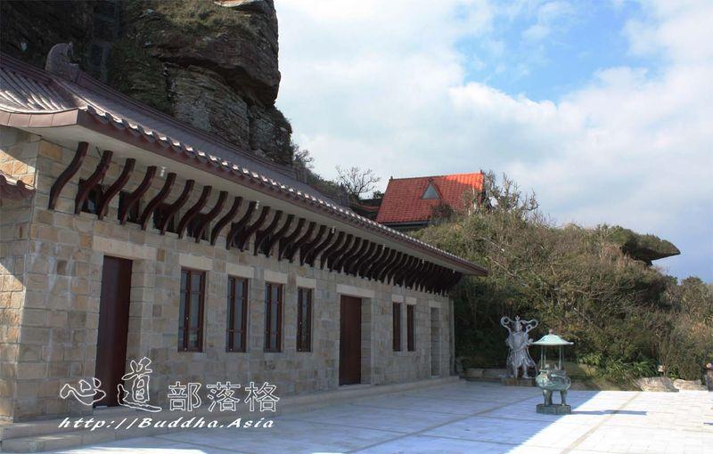 6修繕過的開山聖殿1