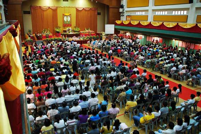 7-千人薈供法會