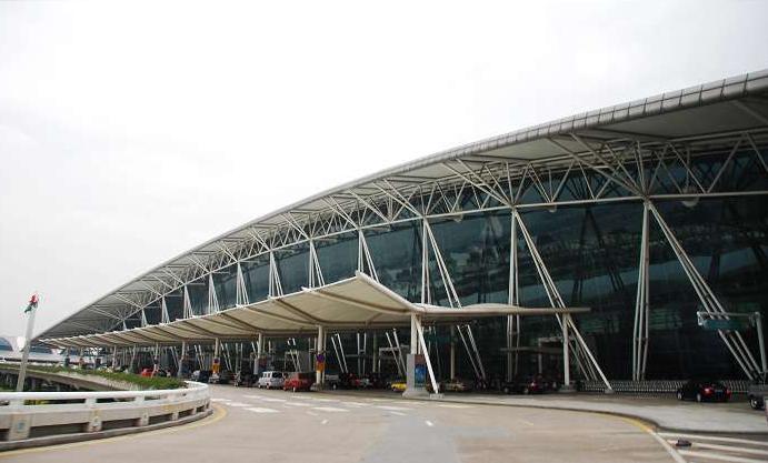 1-廣州白雲機場
