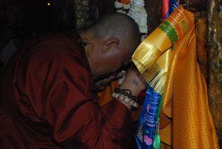 Master Hsin Tao Bodh Gaya