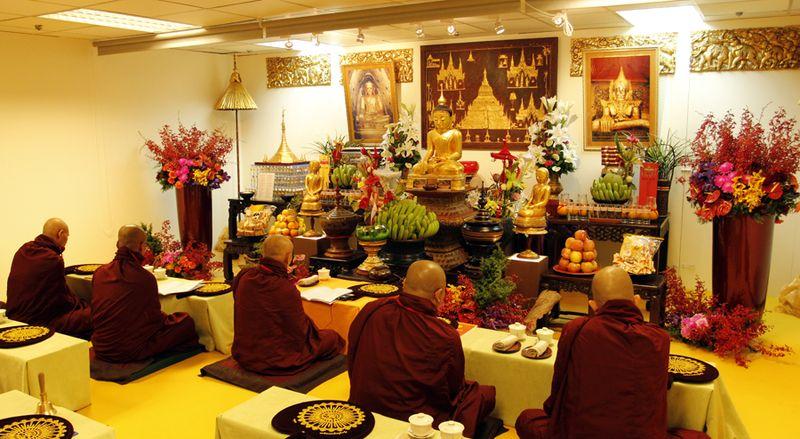 南傳佛教的重點在律藏