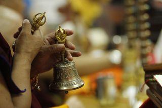 藏傳佛教的重點在論藏