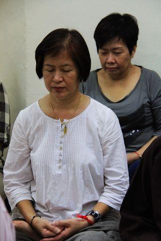 靈鷲山新加坡 心道法師 禪修